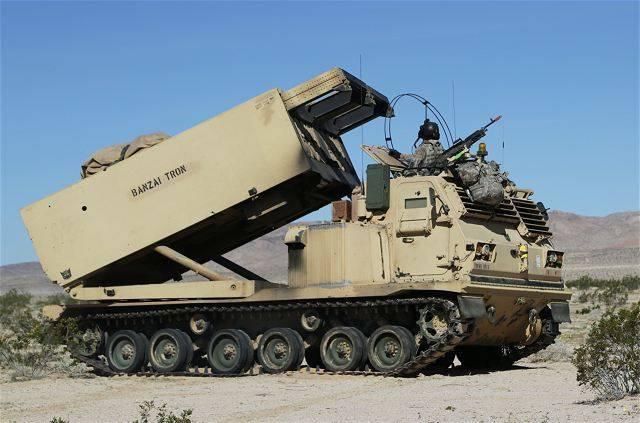 США готовятся принять на вооружение модернизированную оперативно-тактическую ракету ATACMS