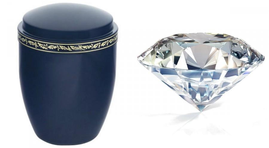 Оказывается из праха можно сделать алмаз