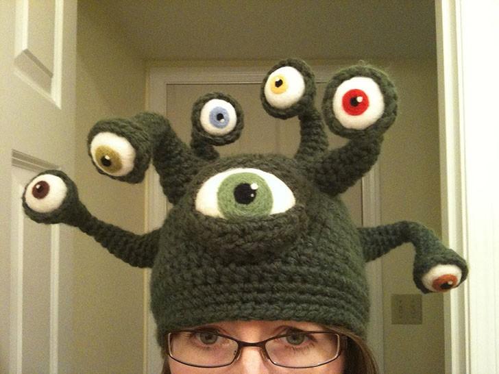 hats05 Вязаные шапки 80 уровня