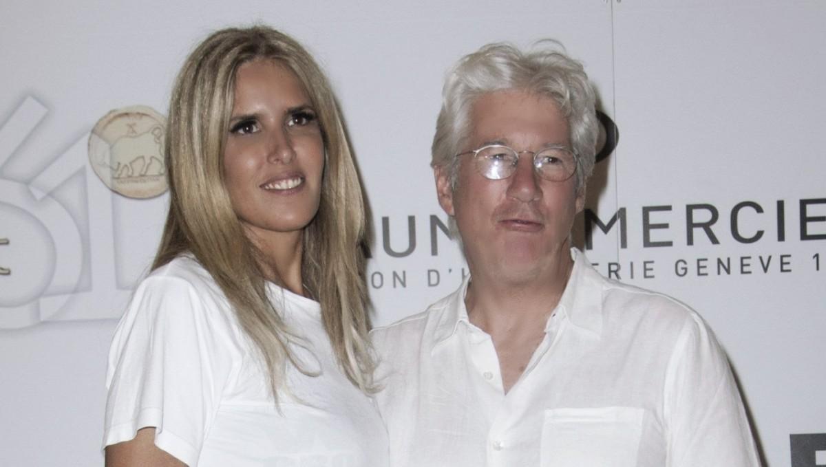 68-летний Ричард Гир женился…