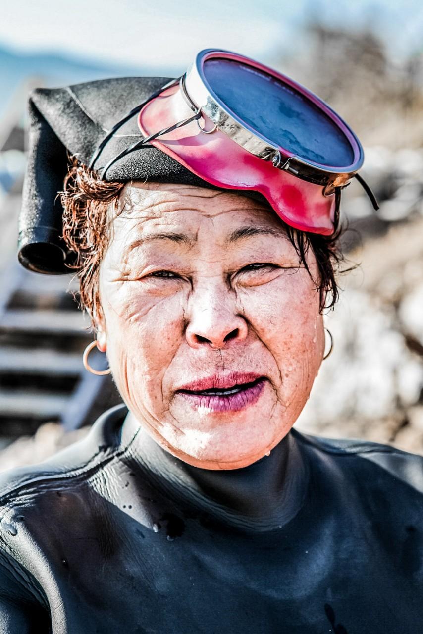Последнее поколение корейских русалок
