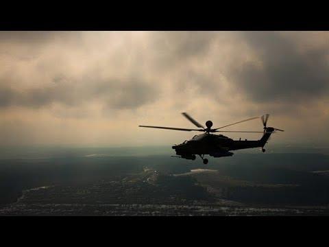 Крадущийся «Ночной охотник»:  основной ударный вертолет ВКС РФ Ми-28Н за 90 секунд