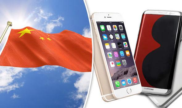 Apple и Samsung проигрывают конкурентам из Китая