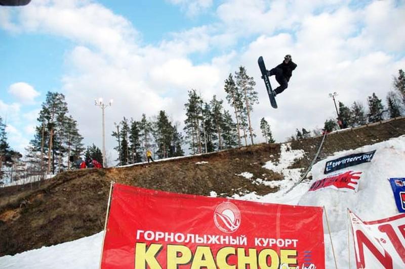 Красное озеро, Ленинградская область зима, курорт, лыжи, отдых