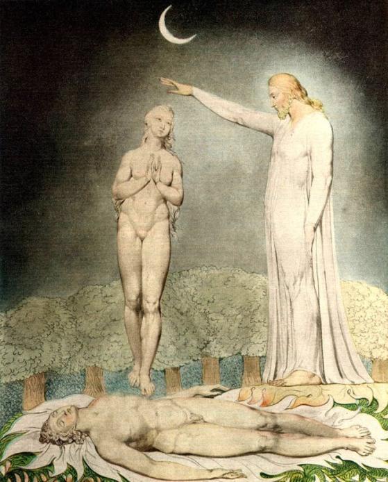 Адам, Ева и Лилит (легенда, картины)