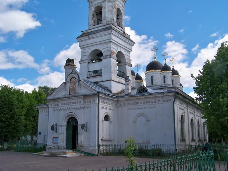 Самая старая постройка Твери - церковь Белая Троица 1564 год Города России, Тверская область, красивые места, пейзажи, путешествия, россия, тверь