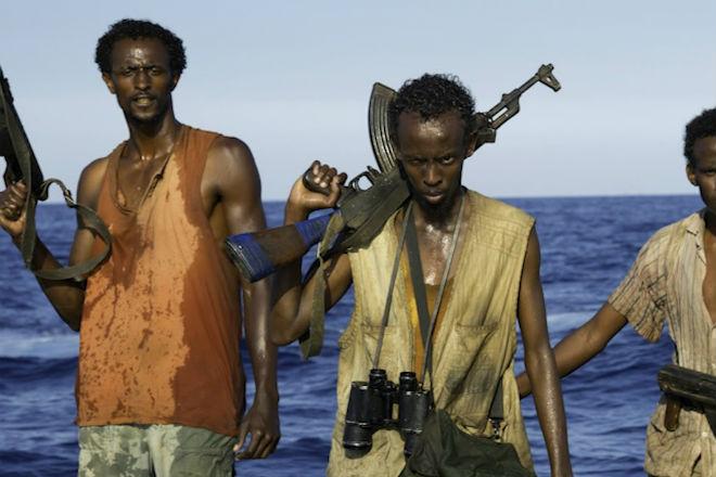 Сомалийские пираты попали не…