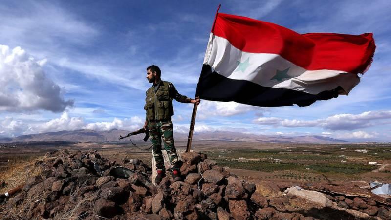 Заменить ИГИЛ на «оппозицию»: «идеальный» план Вашингтона, который разбили русские в Сирии