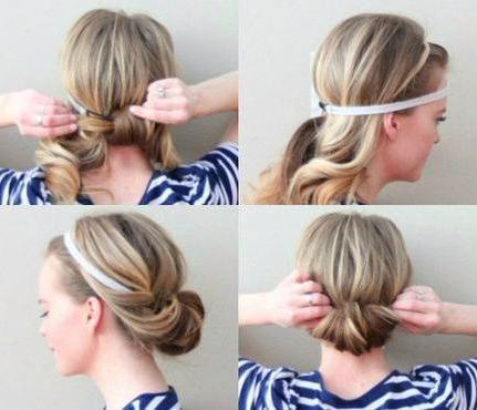 свадебная прическа на волосы до плеч мастер класс