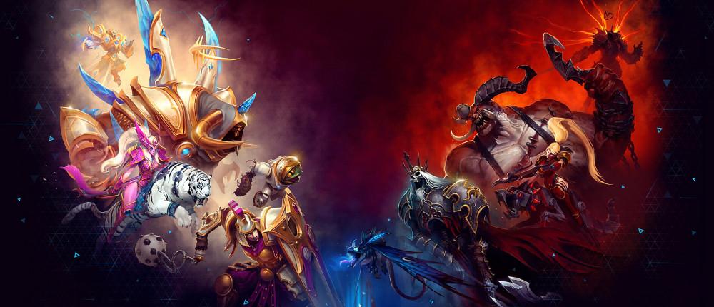 Все герои Heroes of the Storm будут бесплатны на выходных