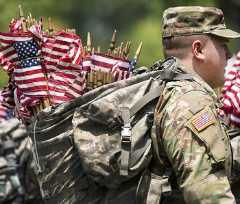 Власти США направляют еще 1,5 тыс. военных в Афганистан
