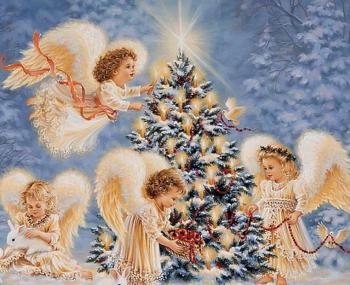 Рождество, Сочельник, Святки, Коляда, Колядки 2018