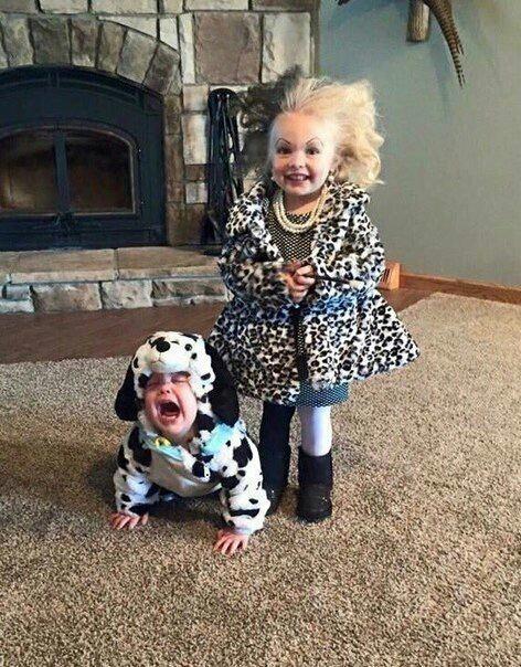 Классные костюмы для деток