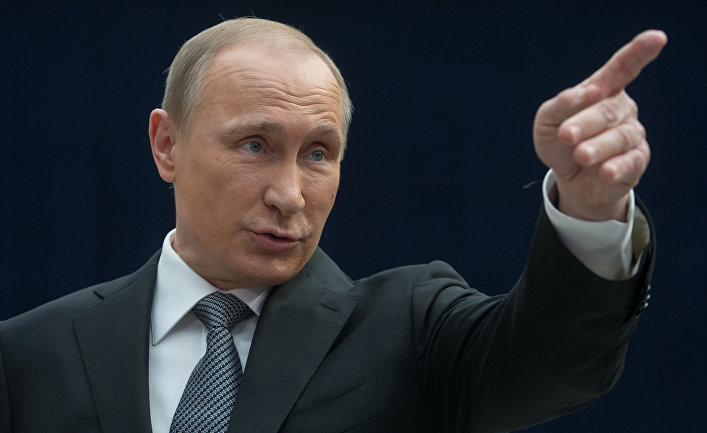 Путин возрождает Россию