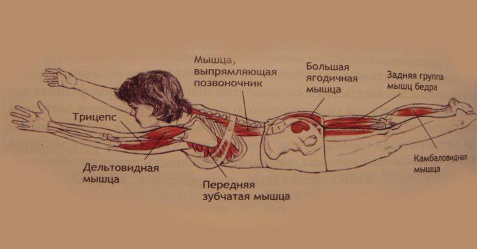 Избавься от болей в спине, улучши пищеварение и гормональный баланс