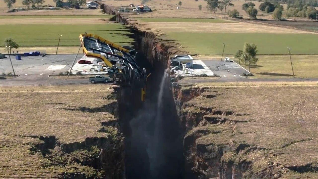 Предчувствие катастрофы: у разлома Сан-Андреас зафиксированы 134 землетрясения за неделю