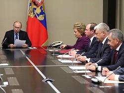 Путин экстренно созвал Совбез из-за реинтеграции Донбасса