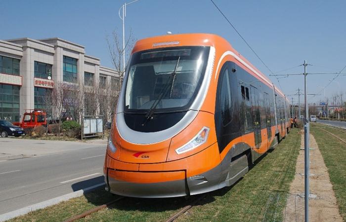 Впереди планеты всей: в Китае появился первый с мире трамвай на водороде