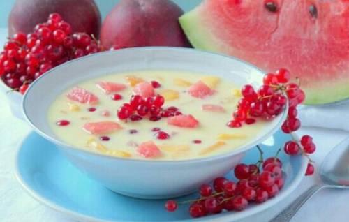 Не компот и не кисель – сладкий суп на радость всем!