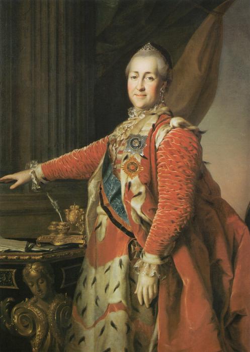 Портрет-Екатерины-II.-Около-1782 (497x700, 415Kb)