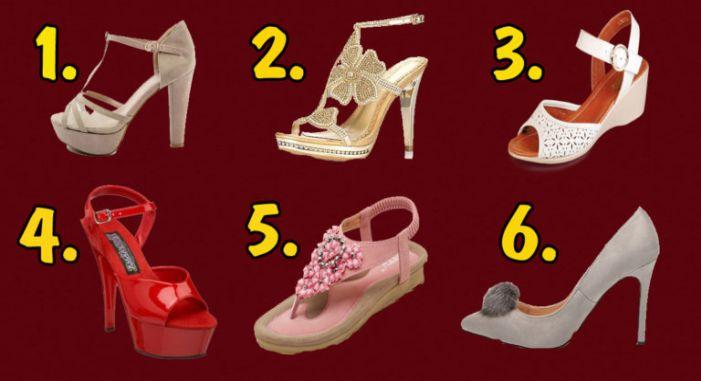 Какую обувь вы бы одели? Выб…