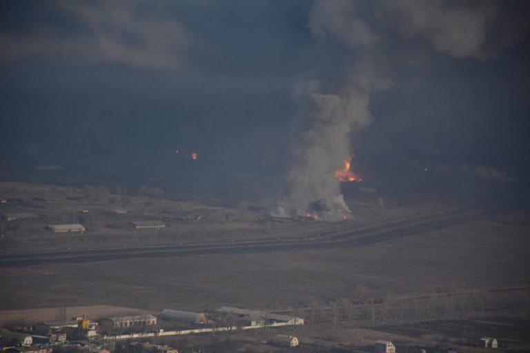 Взрывы складов боеприпасов: Что скрывают власти Украины об угрозе для населения