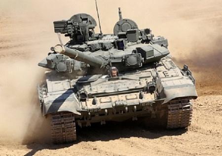 Иракские военные предпочитают российские танки Т-90