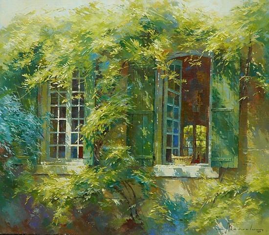 художник Йохан Мессели (Johan Messely) картины – 11