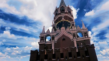 У Кремля в Москве 14 октября состоится последний в году развод караулов