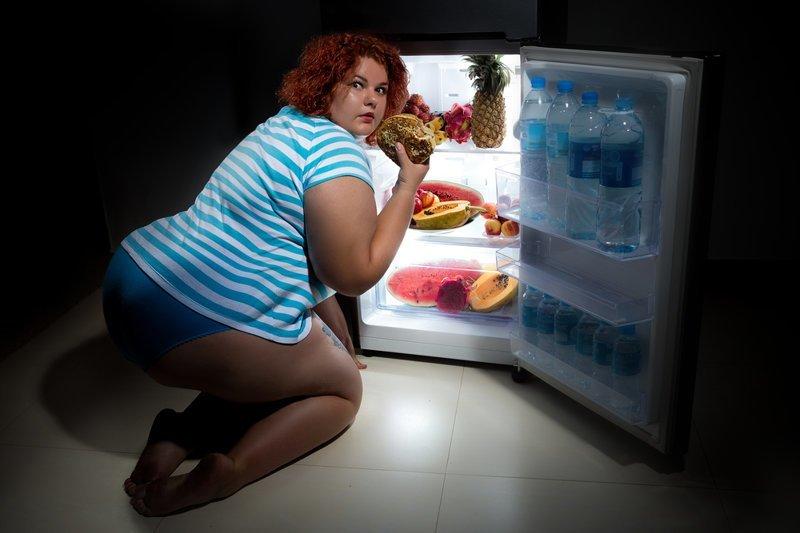 Перестаньте есть за 3-4 часа до сна (если вы не имеете проблем с желудком) диета, еда, здоровые, образ_жизни, хитрости