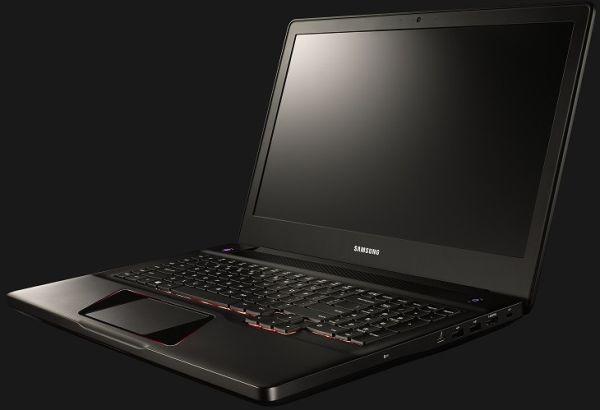 У Samsung появилась серия игровых лэптопов Notebook Odyssey