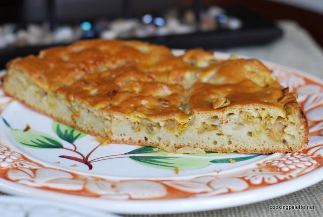 Быстрый капустный пирог в мультиварке