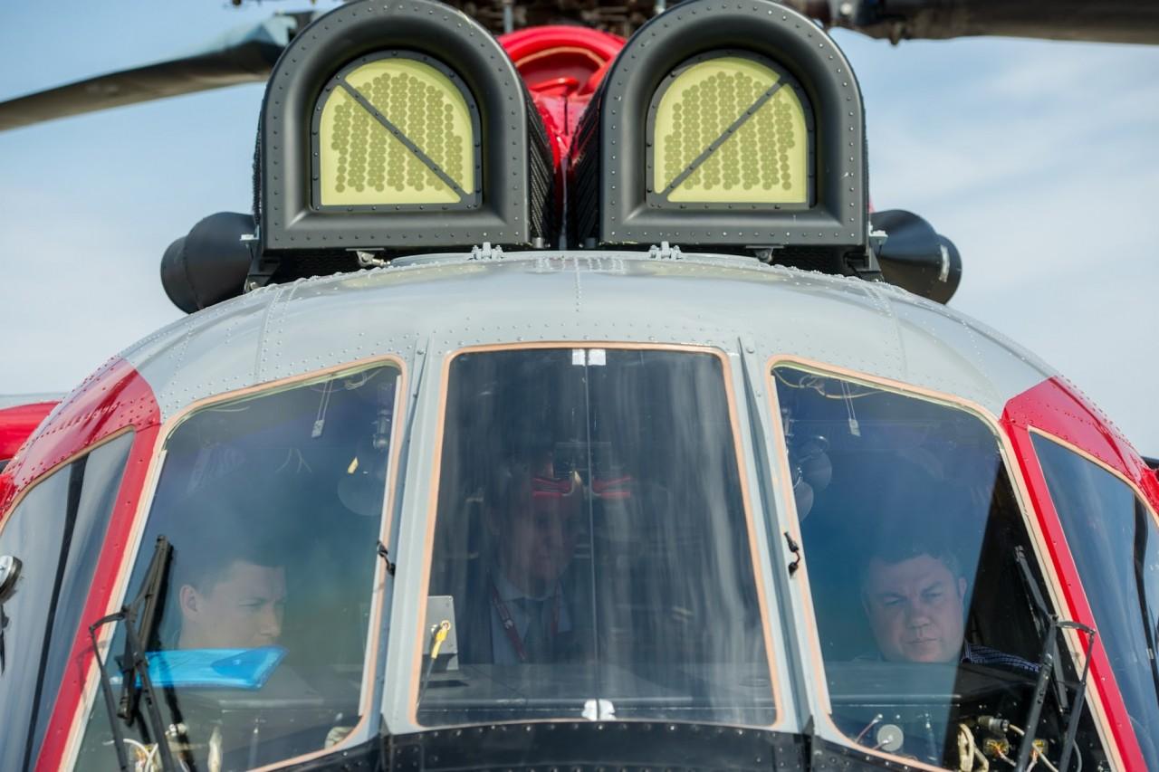 «Вертолеты России» начали се…