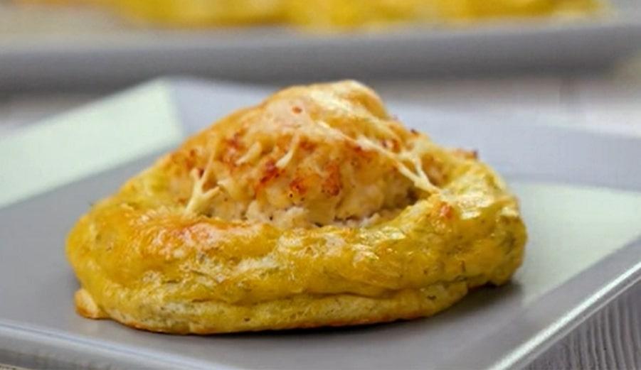 Вкусные картофельные ватрушки, которые понравятся абсолютно всем.