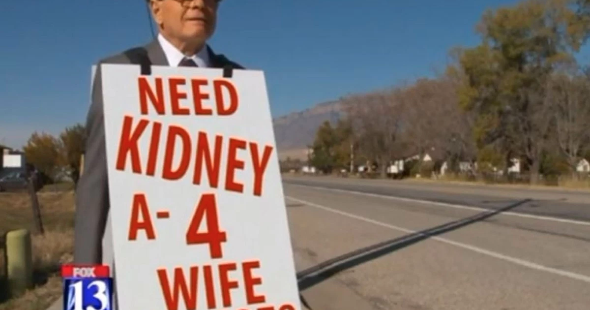 Remember The Man Who Walked Miles To Find Wife A Kidney Donor? They Just Got A Call