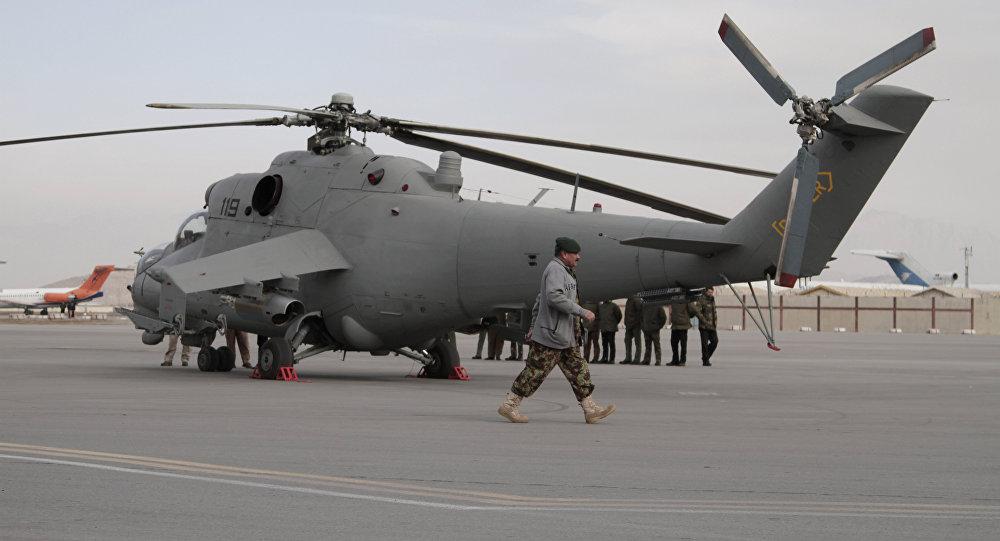 Индия купит в Белоруссии четыре вертолета Ми-24 для Афганистана