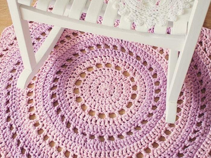 6 красивейших ковров своими руками!