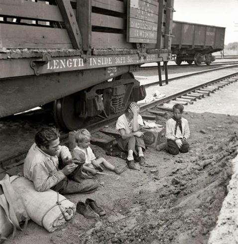 США. 1937 год
