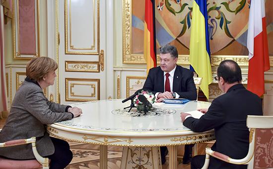 Порошенко начал шантажировать Запад: Если не я – будет еще хуже