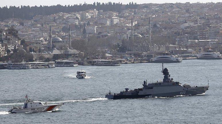 Тартусе закрепит военное присутствие Москвы на Ближнем Востоке