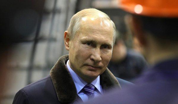 Гениальная комбинация Путина…