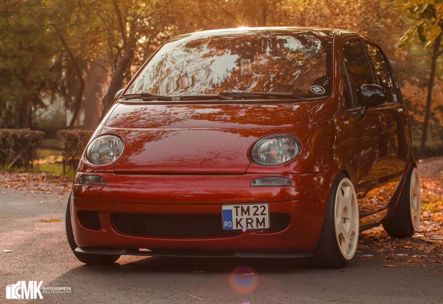 Тюнинг Daewoo Matiz: как из Матиза сделать спорткар, лимузин и внедорожник