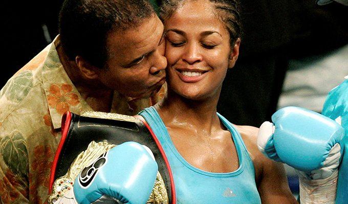 3 урока легенды бокса Мухаммеда Али дочери Лейле об успехе и деньгах