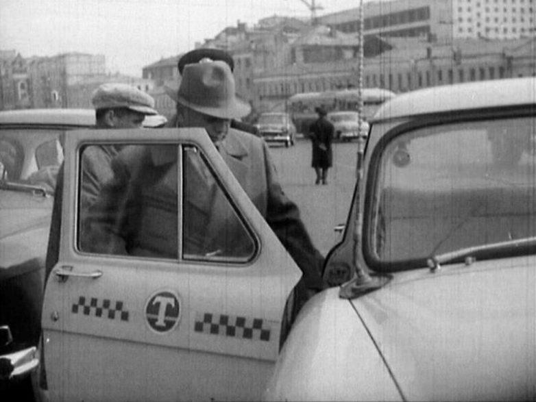 Таксист и гипнотизер