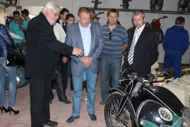 Под Тулой открылся музей мототехники - Фото 1