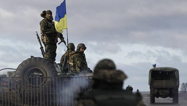 ВСУ готовят резонансную провокацию под Марьинкой