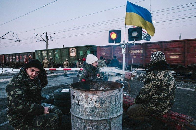 Война на Украине и блокада Донбасса разорили Незалежную