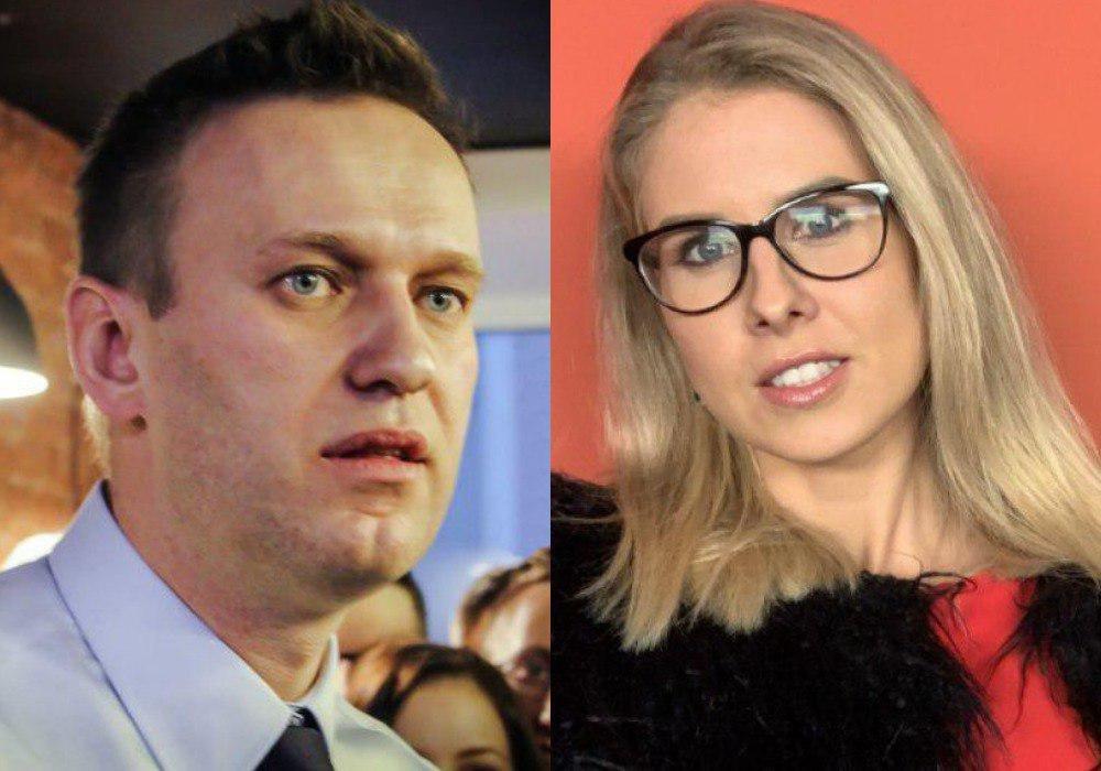 Как голову в унитаз: почему Навальный и Соболь продолжают прятаться от журналистов