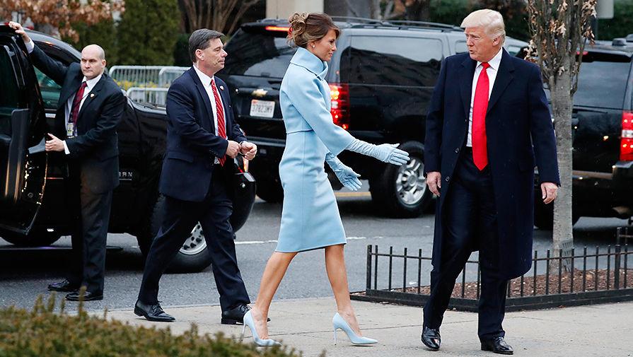 Жена Дональда Трампа вновь поставила его в неловкое положение