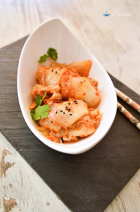 Корейская кухня: «Кимчи»